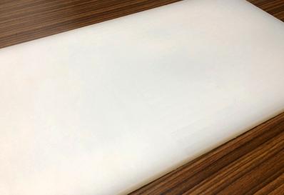 業務用まな板の再研磨アフター